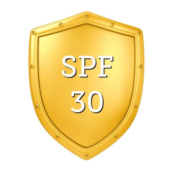 gelber-schutzschild-mit-spf-30-highdroxy-sonnenschutz